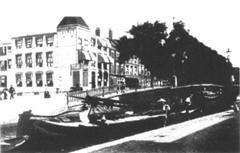 Wagerbrug rond 1900